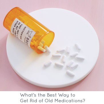 What's the Best Way to Get Rid of Old Medications?