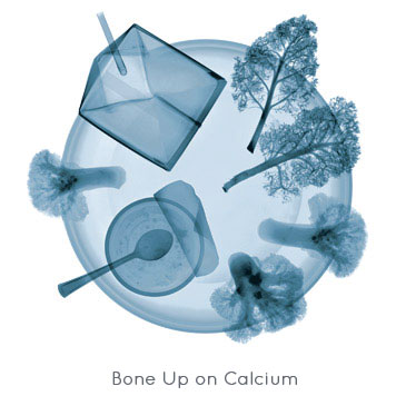 Bone Up on Calcium