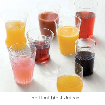 The Healthiest Juices