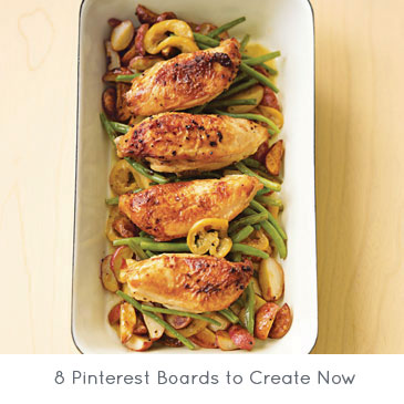 8 Pinterest Boards to Create Now