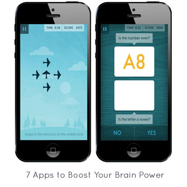 7 Apps to Boost Your Brain Power